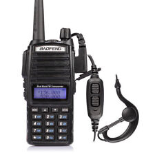 BAOFENG UV-82 Walkie Talkie VHF/UHF Dual Band 10km FM Radio Transceiver Portable