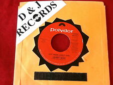 GERRY WOO~ HEY THERE LONELY GIRL~ NEAR MINT~ GET IT TONIGHT~ POLYDOR~ SOUL 45