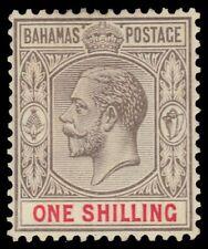"BAHAMAS 80 (SG123) - King George V ""Keyplate"" 1926 Printing (pa67774)"