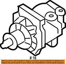 3L2Z19V703BC Ford Compressor with clutch 3L2Z19V703BC