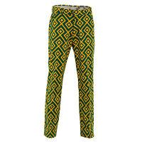 Amazeballs Golf Trousers By Royal & Awesome Funky Loud Golf Slacks Curling Pants