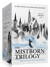 Mistborn Trilogy Brandon Sanderson (2015) by Brandon Sanderson (Mixed media product, 2015)
