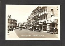 REAL-PHOTO PC: CLUB RIALTO & KELLEY'S NIGHTCLUB ON AVENIDA CENTRAL - PANAMA CITY