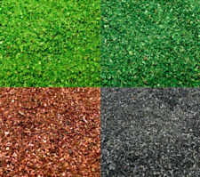 Color  Model Landscaping/Railway Natural Flakes - 4 Colors - 6 oz 311-0818