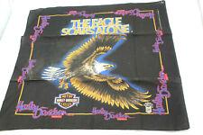 "New HARLEY DAVIDSON Black ""Eagle Soars"" Dew Rag / Bandanna FREE SHIPPING!"