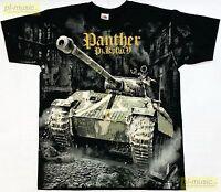 = t-shirt PANTHER tank / ALLPRINT -size L /koszulka  WW2 WWII