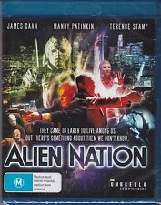 ALIEN NATION -  James Caan, Mandy Patinkin, Terence Stamp  - BLU-RAY