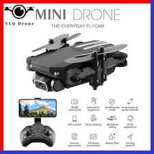 drone mini con telecamera wi fi drone videocamera integrata 2,4 ghz pieghevole
