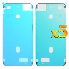 5 x Para Apple iPhone 7 Plus LCD Assembly Bonding Adhesivo Chasis Frame Blanco