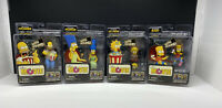 The Simpsons Movie~Movie Mayhem~Set McFarlane Toys~Homer~Marge~Lisa/Maggie~Bart!