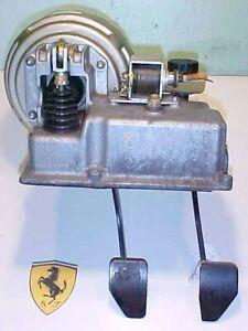 Ferrari Mondial 8 Brake Booster Pedal Clutch Master Cylinder Assembly_OEM