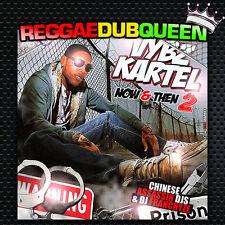 Chinese Assassin DJs - Vybz Kartel Now & Then2 Mixtape. Dancehall Reggae Mix CD.