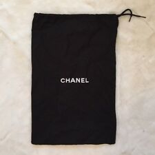 """New 1 pc x Chanel Storage Dust Bag Cover 7.8"""" x 12.5"""" For Shoes"""
