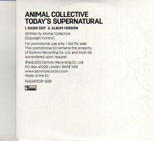 (DI954) Animal Collective, Today's Supernatural - 2012 DJ CD