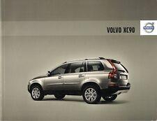 Volvo XC90 2007-08 USA Market Sales Brochure 3.2 V8 Sport