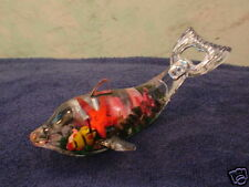 "NEW - Dolphin - ""Shellglobe""- Bottle Opener with magnet - shells, fish, plants"
