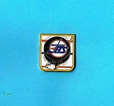 Winnipeg Jets NHL Hockey Logo Lapel Hat Pin