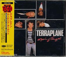 CORBILLARD: MOVING TARGET RARE JAPON-CD OBI Pre-Thunder