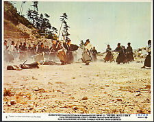 LONE WOLF AND CUB/BABY CART TO HADES orig color still photo TOMISABURO WAKAYAMA