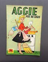 Aggie fée du logis n°15. SPE 1960 EO. PI 1NF