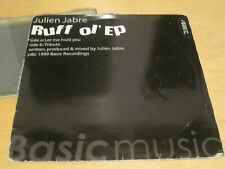 BSC007 - JULIEN JABRE - RUFF OL EP - BASIC RECORDS