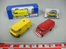 aa615-0, 5 #4x H0 Models: 1469 Roco, Wiking PTT, Brekina DBP, 48901 Busch Smart