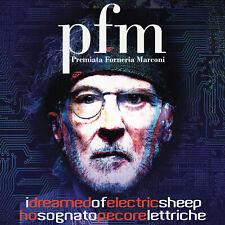 Premiata Forneria Marconi I Dreamed Of Electric Sheep Doppio Cd Nuovo Sigillato