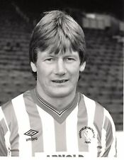 Original Press photo Sheffield United Ken McNaught juillet 1986