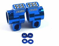 Aluminum Rear Hub Blue For Team Associated RC10 B64 B64D 92055 Dhawk Racing