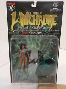 Witchblade Series 1 Action Figure Sara Pezzini