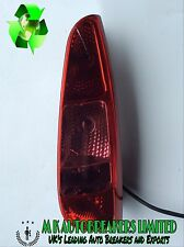 Peugeot 807 From 02-10 Rear Light Passenger Side (Breaking For Spare Parts)