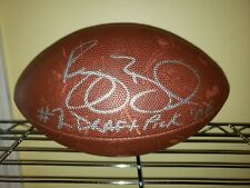 Reggie Bush Autographed Signed #2 draft pick ball rare signature Football