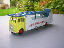 DINKY TOYS 989 . AUTO TRANSPORTERS . (A-.  ) RARE Export USA !