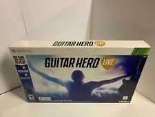 Activision Guitar Hero Live Xbox360 Wireless With Game New