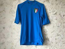 Italy Home football shirt 2000 - 2002 Kappa Soccer Jersey Size L