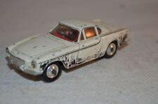 Corgi Toys 228 Volvo P 1800 white good condition