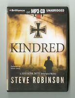 Kindred: by Steve Robinson:  MP3CD Audiobook
