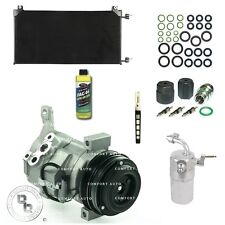 New A/C Compressor Kit Fits: 2003 - 2005 Chevy Silverado 1500 V8 4.8L 5.3L 6.0L