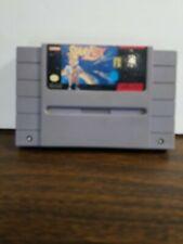 Super nintendo game starfox 1991 made in japan