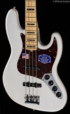 Fender American Deluxe Jazz Bass White Blonde, Maple (805)