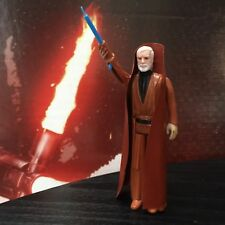 Star Wars Vintage Complete Original Obi-wan Kenobi Figure - 1977