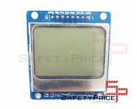 Pantalla GRAFICA LCD NOKIA 5110 3310 84x48 SPI arduino Display AZUL SP