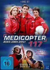 Medicopter 117 - Staffel 4, Folge 35-46 (4 Disc Set) von ...   DVD   Zustand gut