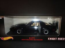 Hot Wheels Pontiac Firebird KITT Knight Rider Knight Industries 2000 1/18