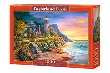 Puzzle 1000 Parts - le Blumenfahhrad de Castorland