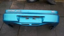 Ford Probe Rear Bumper - 2.5 V6 turquoise blue