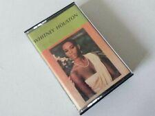 Whitney Houston 1st Album Cassette Tape Argentina Pressing VG+ Condition