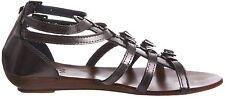 Ladies' Gladiator Sandal Lotus Charis Gunmetal UK Size 4 (EU Size 37)