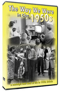 'The Way We Were in the 1950's' DVD