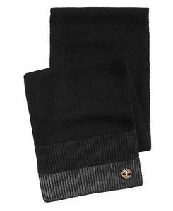 Timberland Men's Heat Retention Muffler (Black)